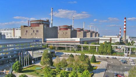 Gunmen attempt to enter Ukraine's largest nuclear power plant | Saif al Islam | Scoop.it