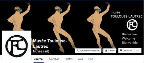 [DOSSIER CLIC] Le Musée Toulouse-Lautrec se maintient à la 32ème place du Top 40 avec près de 50 000 abonnés Facebook au 1er mai 2016 | Clic France | Scoop.it