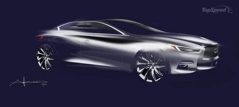 Infiniti's Future Lineup Could Include 700 HP Four-Door Coupe - Top Speed | Nissan Cars | Scoop.it