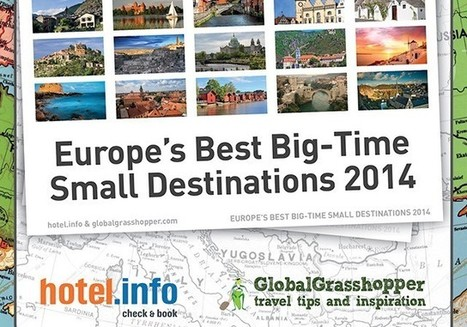 Europe's Best Big-Time Small Destinations | Unique local spots, local flavours and local stories of Europe | Scoop.it