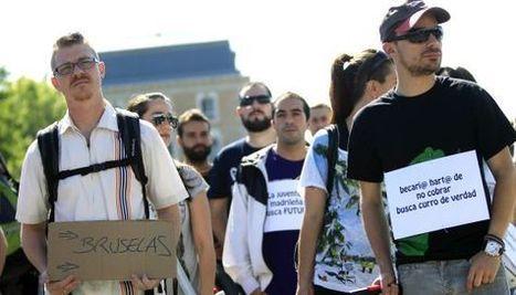 Seis de cada 10 jóvenes españoles planean emigrar en busca de empleo | Actualidad Socioeconómica: EPA, Paro, IPC, Desempleo, Afiliaciones SS, Turismo | Scoop.it