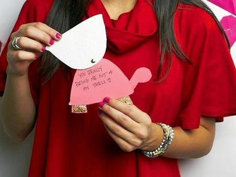 10 Handmade Valentine's Day Cards | Vintage Living Today For A Future Tomorrow | Scoop.it