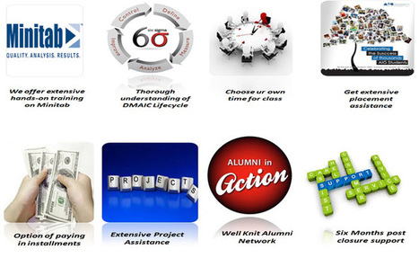 Six Sigma Green Belt training and certification in Noida, Delhi | six sigma training india | Scoop.it