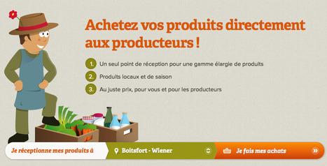 Topino Belgique - Achetez vos produits directement aux producteurs ! | Alternatives Collectives | Scoop.it