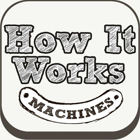 How It Works: Machines by Geek Kids   Design Technology   Scoop.it