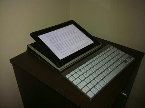The iPad: Your Next Work Device?   iPad.AppStorm   jr303 551   Scoop.it
