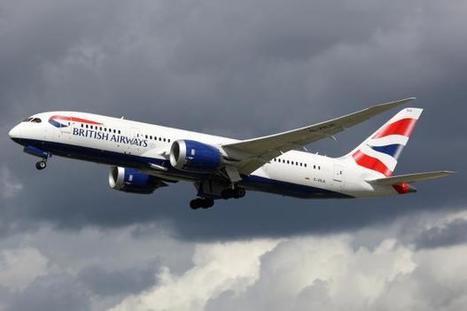 British Airways cabin crew could serve passengers 'digital pill'   Digital Health   Scoop.it