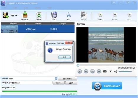 Lionsea AVI To WMV Converter: AVI to WMV Converter Ultimate | AVI to WMV Converter | Scoop.it