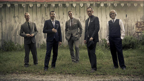 Steep Canyon Rangers enjoy fans in high places - Boston Herald | Acoustic Guitars and Bluegrass | Scoop.it