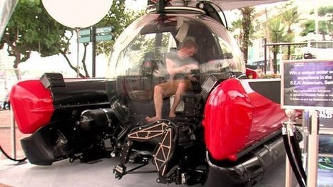 Submarines and speedboats on show in Singapore - BBC News | Yachts & Boats | Scoop.it
