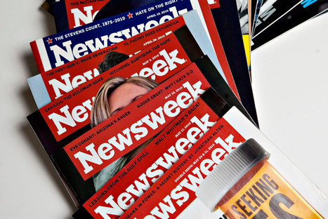 New Newsweek Taps Slovakian Paywall Gurus for an Ambitious Relaunch | Trends in online content | Scoop.it