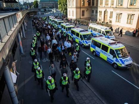 Tung kritik mot svensk hållning kring nazidemonstrationer | Contemporary Culture Through Intersectional Eyes | Scoop.it