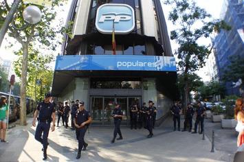 Fuertes medidas de seguridad en Génova - 20minutos.es | Partido Popular, una visión crítica | Scoop.it