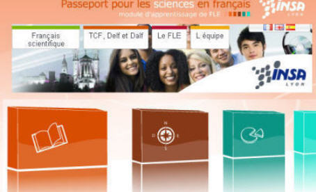 Passeport pour les sciences en français - Module d'apprentissage FLE | DNL Sciences et Maths | Scoop.it