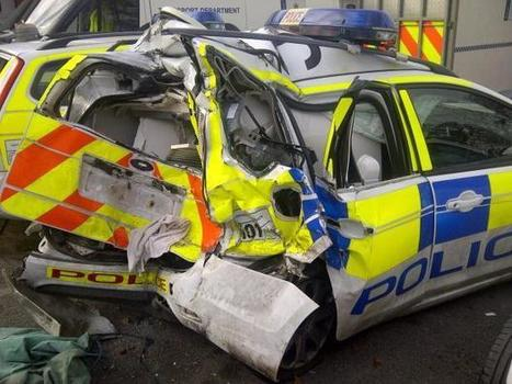 Taxpayers' bill for damage to police cars tops £2M | Scottish Politics | Scoop.it