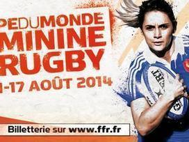 Coupe du Monde 2014 de Rugby Féminin - Le blog sportif de bbkdsport | Sport en direct | Scoop.it