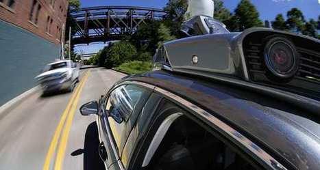 Voiture autonome: la route se dégage sous toutes les latitudes   Infrastructures & Véhicules   Scoop.it