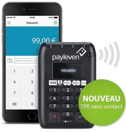 Payleven lance un terminal de paiement mobile NFC | NFC marché, perspectives, usages, technique | Scoop.it