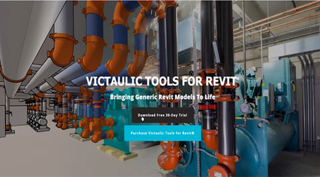 Victaulic Tools for Revit 2017 – The newest Revit add-in for fabrication design | BIM Forum | Scoop.it