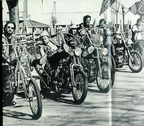 CHOPPERS & BOBBERS ! | Classic Motorbike | Scoop.it