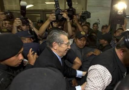 Ríos Montt, culpable de genocidio y delitos de lesa humanidad | Activismo en la RED | Scoop.it
