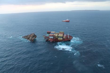 Decision to Abandon Rena Wreckage Heads to Environment Court - gCaptain Maritime & Offshore News / gCaptain du 05.09.2014 | Cinzia Zugolaro - sferalab | Scoop.it