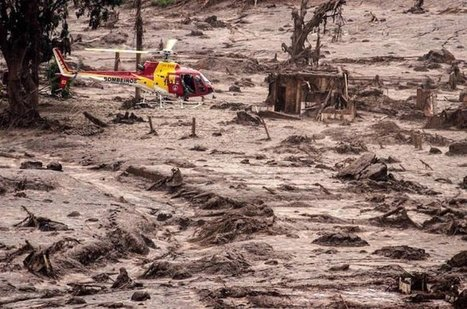 Le Brésil frappé par la pire catastrophe écologique de son histoire | The Blog's Revue by OlivierSC | Scoop.it
