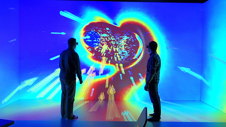 3D Visualization Lab Enables Immersive, Collaborative Learning at Marquette U -- Campus Technology | Augmented, Alternate and Virtual Realities in Higher Education | Scoop.it