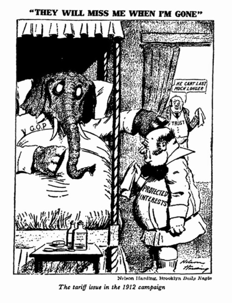 Why This Century-Old Cartoon Could Have Been Printed Yesterday   Nomadic Politics   AUSTERITY & OPPRESSION SUPPORTERS  VS THE PROGRESSION Of The REST OF US   Scoop.it