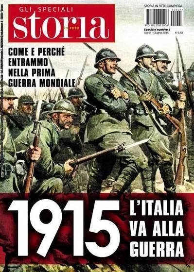 1915, l'Italia va alla guerra - Storia in Rete | Généal'italie | Scoop.it