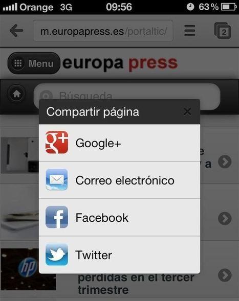 7. Opciones de comunidad virtual / Redes Sociales | 10 criterios de innovación periodística y tecnológica en el periodismo en la red | Scoop.it