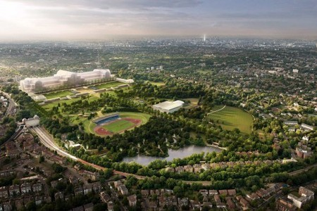 The Crystal Palace Architectural Competition | Architecture and Architectural Jobs | Scoop.it