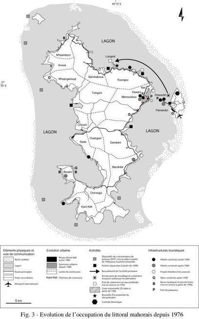 Mayotte : des parfums au tourisme.Les nouveaux enjeux du littoral | Aires marines protégées | Scoop.it