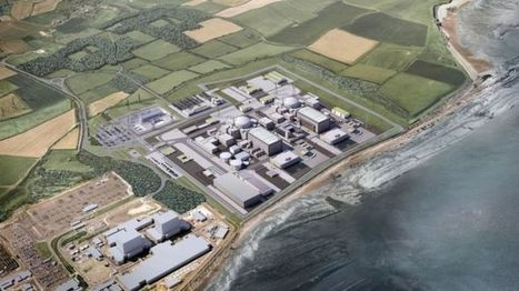 Hinkley Point: UK approves nuclear plant deal - BBC News | year 13 AQA economics | Scoop.it
