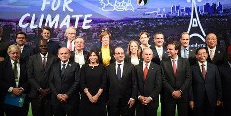 Après la COP21, les villes du monde s'organisent contre le changement climatique.   Home   Scoop.it