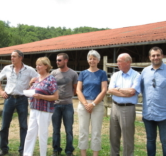 Des vaches écologiques grâce au financement participatif | Revue de presse Joelle Huillier | Scoop.it