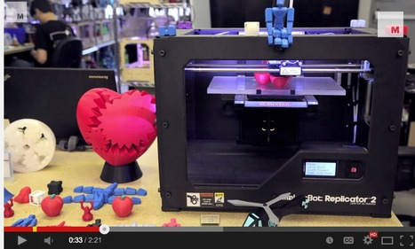 3D Printing Explained for Teachers ~ Educational Technology and Mobile Learning | Educacion, ecologia y TIC | Scoop.it