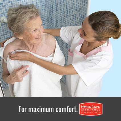 Dementia Care: Preserve Privacy with Personal Care Activities | Home Care Assistance Annapolis | Scoop.it