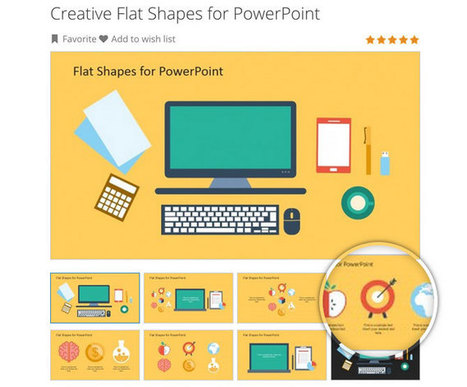How To Create a Long Shadow effect for PowerPoint Icons   PowerPoint Presentations   Scoop.it