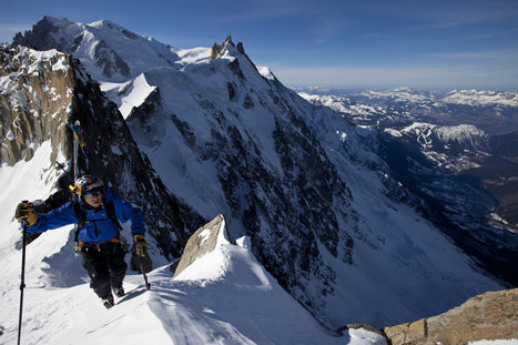 5 Great Adventure Destinations - Red Bull (International) | catered chalets Chamonix | Scoop.it