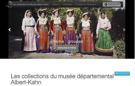 Les Archives de la Planète en ligne, pour tous - Le blog de Joconde - Portail des collections des musées de France | UseNum - Culture | Scoop.it