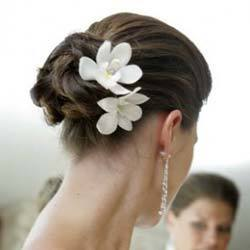 Wedding Hairstyles For Bridesmaids With Short Hair | Hair There and Everywhere | Scoop.it