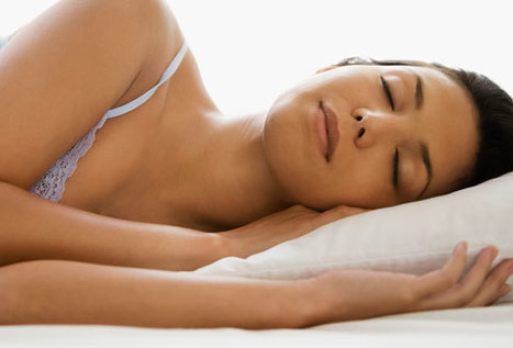 Good night's sleep contributes to healthy eating! | Superfoods | Scoop.it