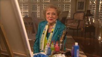 Betty Whites Off Their Rockers - Betty's an Artist - Video - http://www.nbc.com | Daily Stuff | Scoop.it
