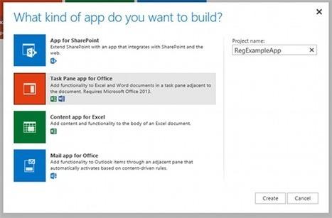 Paquetes de Ejemplos de Codigo para App for SharePoint y Apps for Office | Inteligencias Múltiples y cambio educativo | Scoop.it