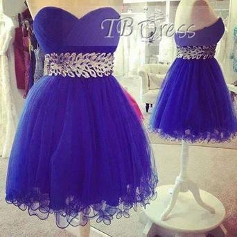 Pretty A-Line Sweetheart Appliques Ruched Short-Length Homecoming Dress | skirt | Scoop.it