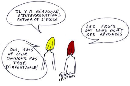 revue de presse du mercredi 18 juin 2014 - Les Cahiers ... | socle commun-education | Scoop.it