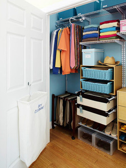 Smart Ways to Declutter and Stress Less! | Hands of Time - Getting and Staying Organized | Scoop.it