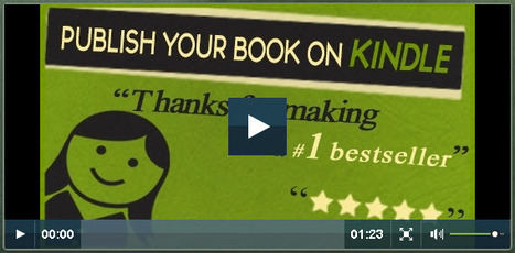 How To Publish Your Book On Kindle | Social Media Marketing Strategies and Tools | Scoop.it