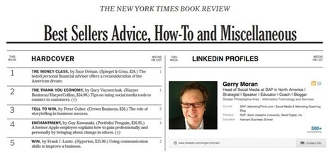 Does Your LinkedIn Profile Read Like A Best-selling Book? - Business 2 Community | All About LinkedIn | Scoop.it